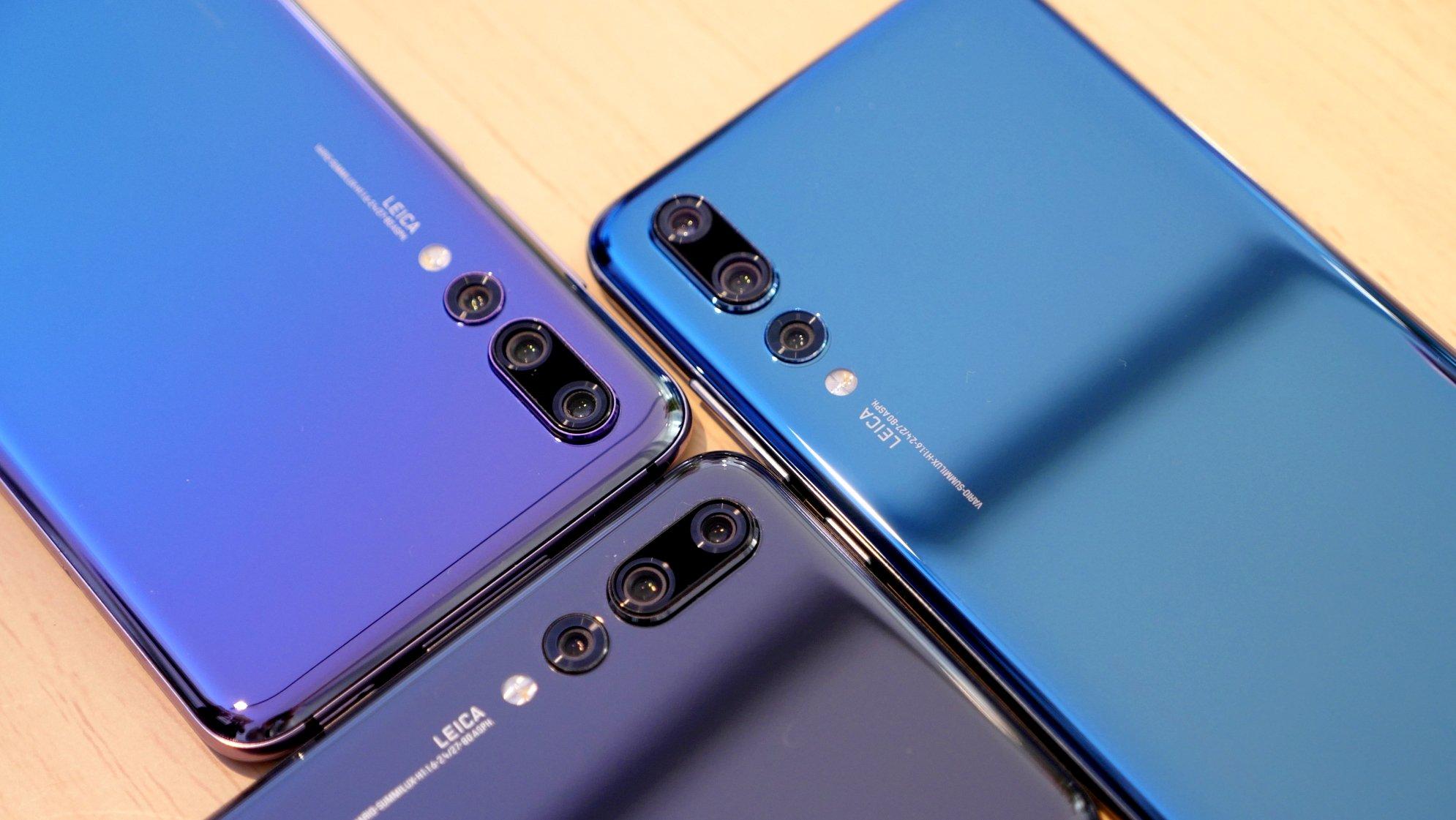 Huawei P20 Pro nhận loạt giải thưởng tại TechRadar Mobile Choice Consumer Awards 2018 - Ảnh 2.