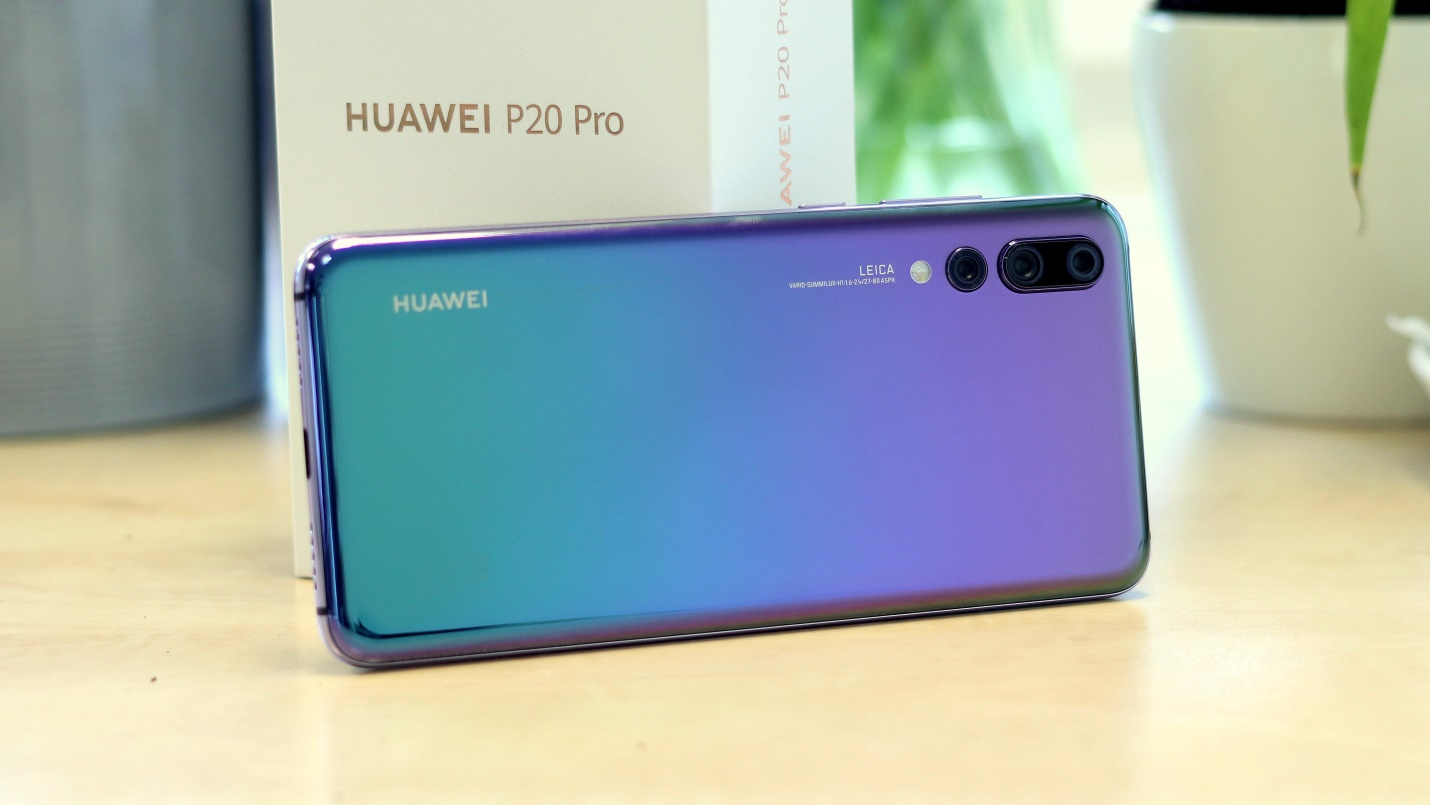 Huawei P20 Pro nhận loạt giải thưởng tại TechRadar Mobile Choice Consumer Awards 2018 - Ảnh 3.