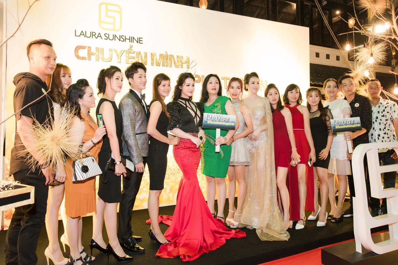Nhật Kim Anh mạnh tay chi tiền tỉ cho sự kiện tri ân khách hàng sau 9 tháng ra mắt thương hiệu mỹ phẩm riêng - Ảnh 3.