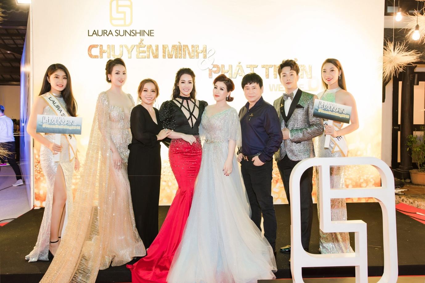 Nhật Kim Anh mạnh tay chi tiền tỉ cho sự kiện tri ân khách hàng sau 9 tháng ra mắt thương hiệu mỹ phẩm riêng - Ảnh 4.
