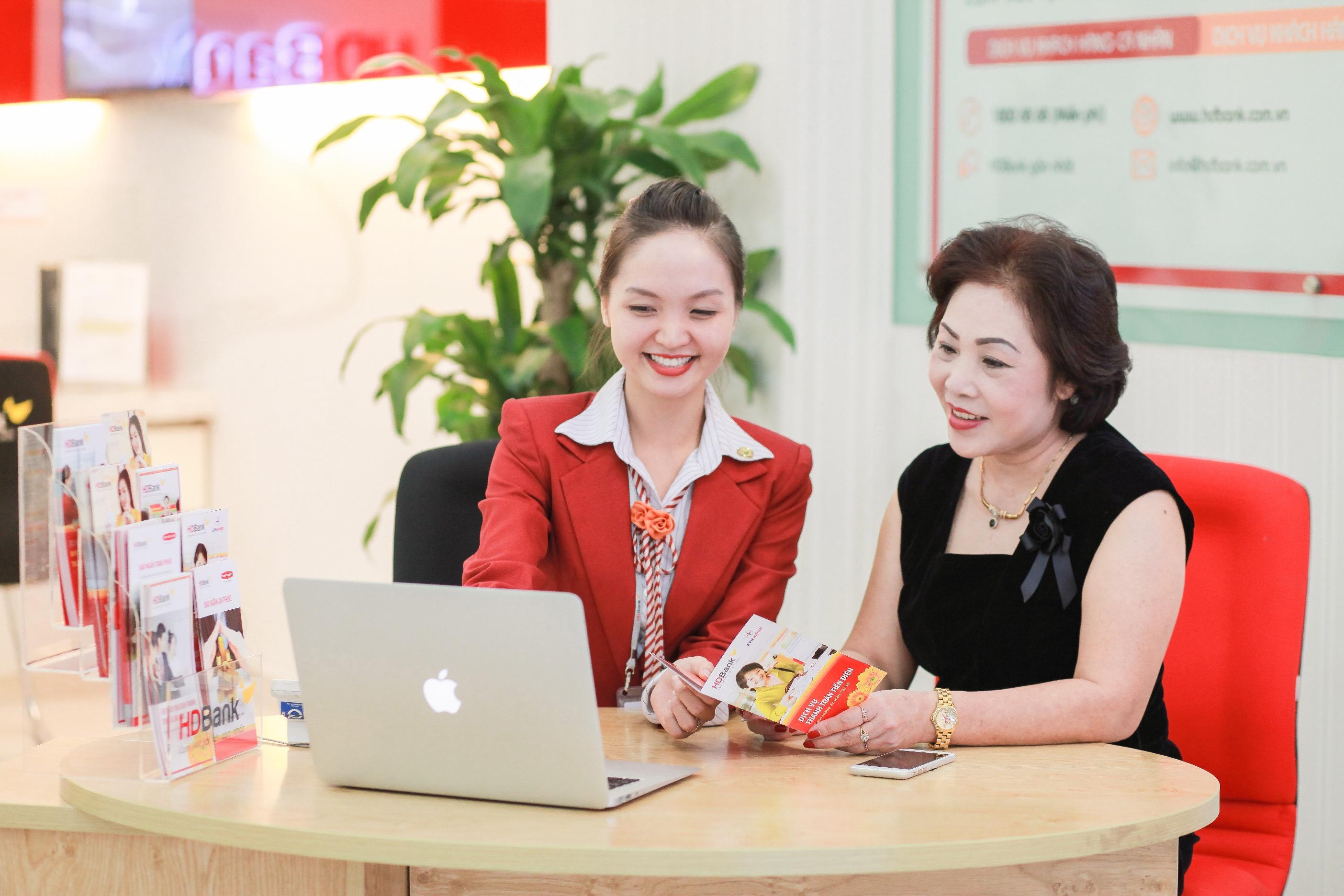 HDBank hoàn tiền 30% eBanking nhân ngày Phụ nữ Việt Nam - Ảnh 1.