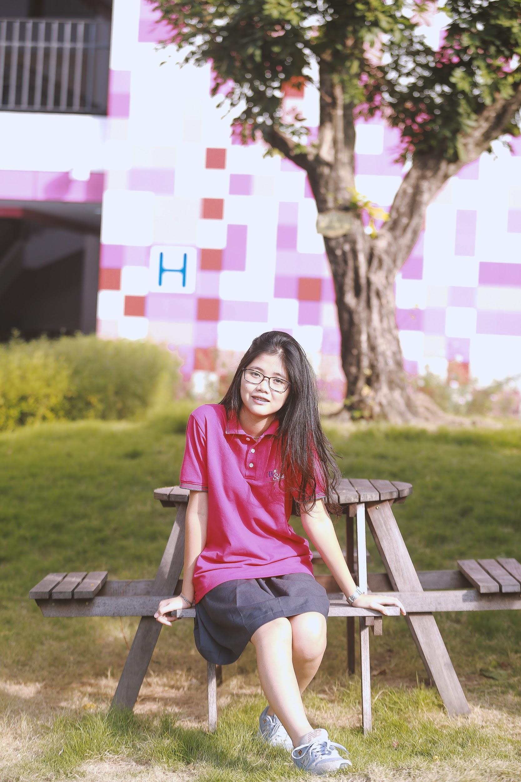 Những ước mơ được viết ở TH School: Khi trường học là một ngôi nhà lớn hạnh phúc - Ảnh 6.