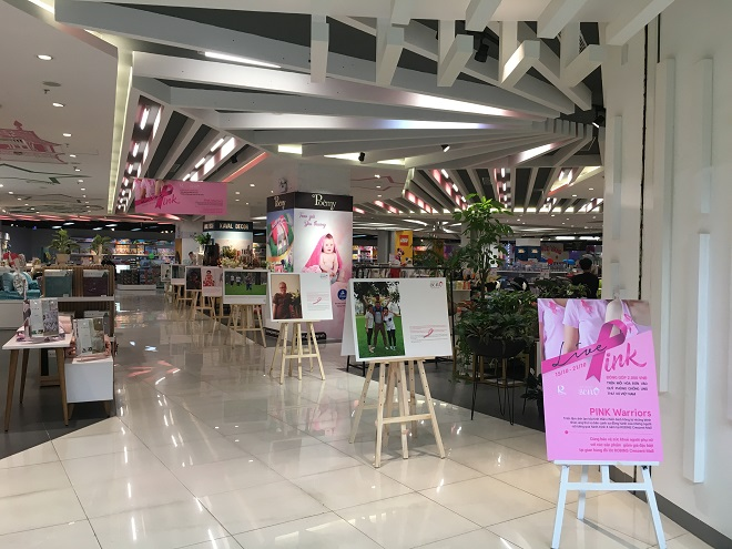 Đồng hành cùng chiến dịch ngăn ngừa ung thư vú:Live Pink– Vì cuộc sống màu hồng - Ảnh 4.