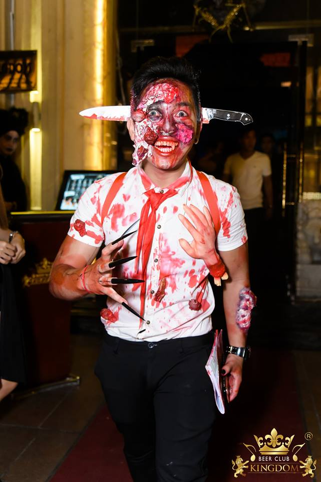 Địa điểm đi chơi Halloween 2018 cực chất tại Sài Gòn - Ảnh 4.