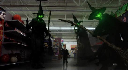 Đánh giá Goosebunps 2: Bộ phim đậm màu sắc mùa Halloween nhưng cũng đầy mới mẻ và thú vị - Ảnh 2.