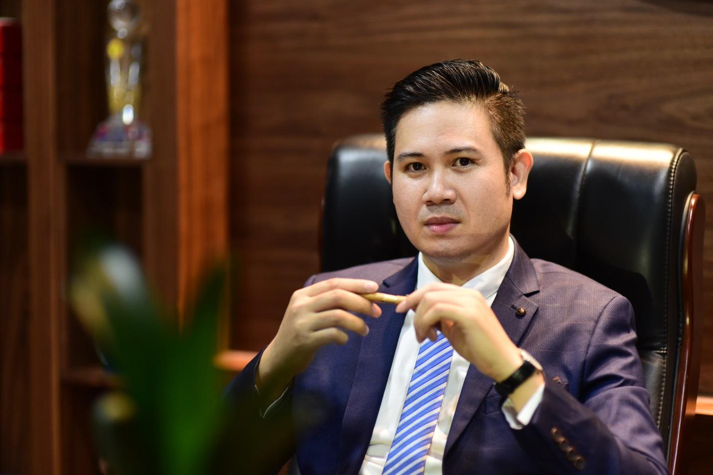 """Chủ tịch Asanzo: """"Chúng tôi muốn trở thành doanh nghiệp dẫn dắt nhà khởi nghiệp"""" - Ảnh 2."""