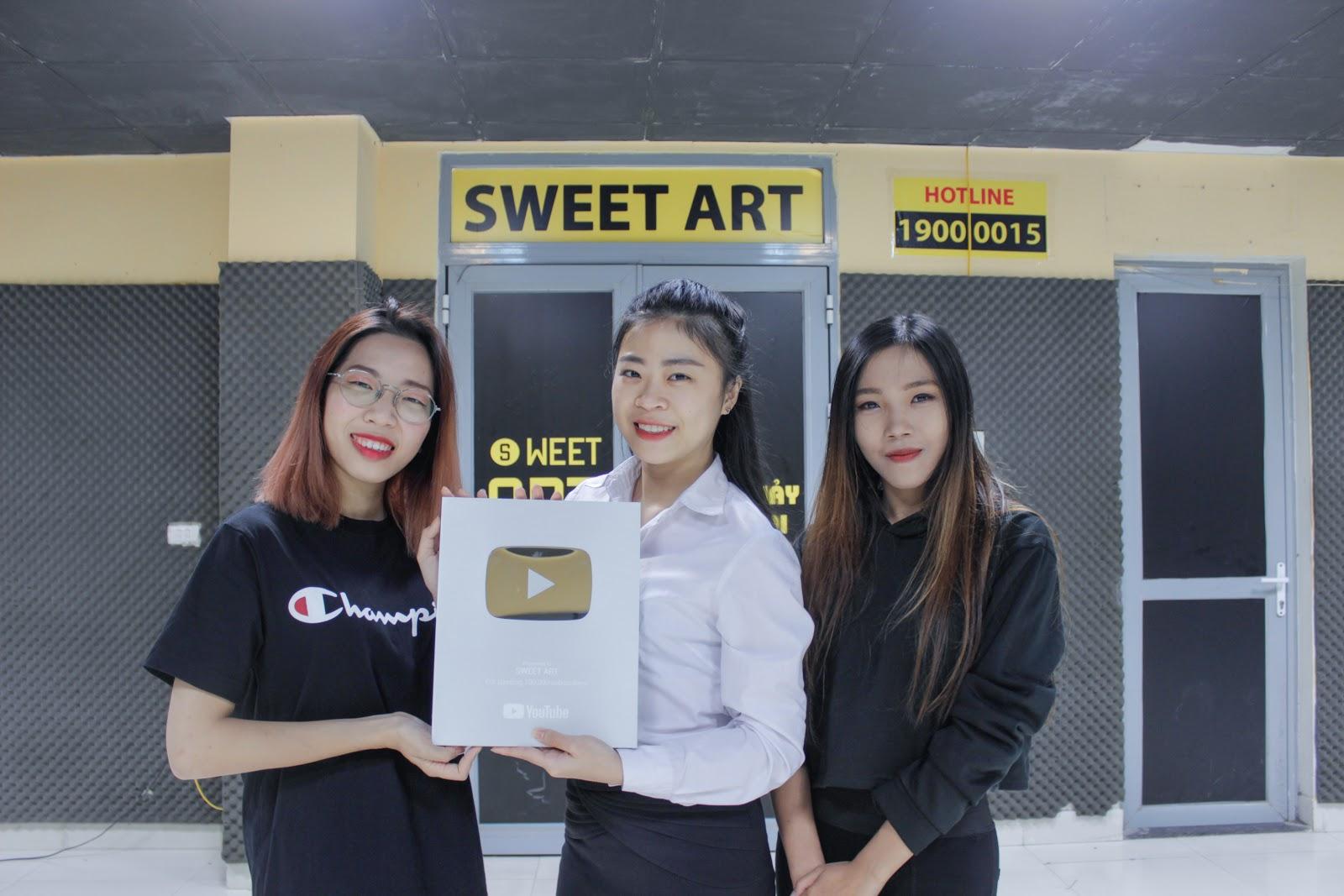 Sweet Art chinh phục nút bạc Youtube – Hành trình của một trung tâm học nhảy vô danh - Ảnh 4.