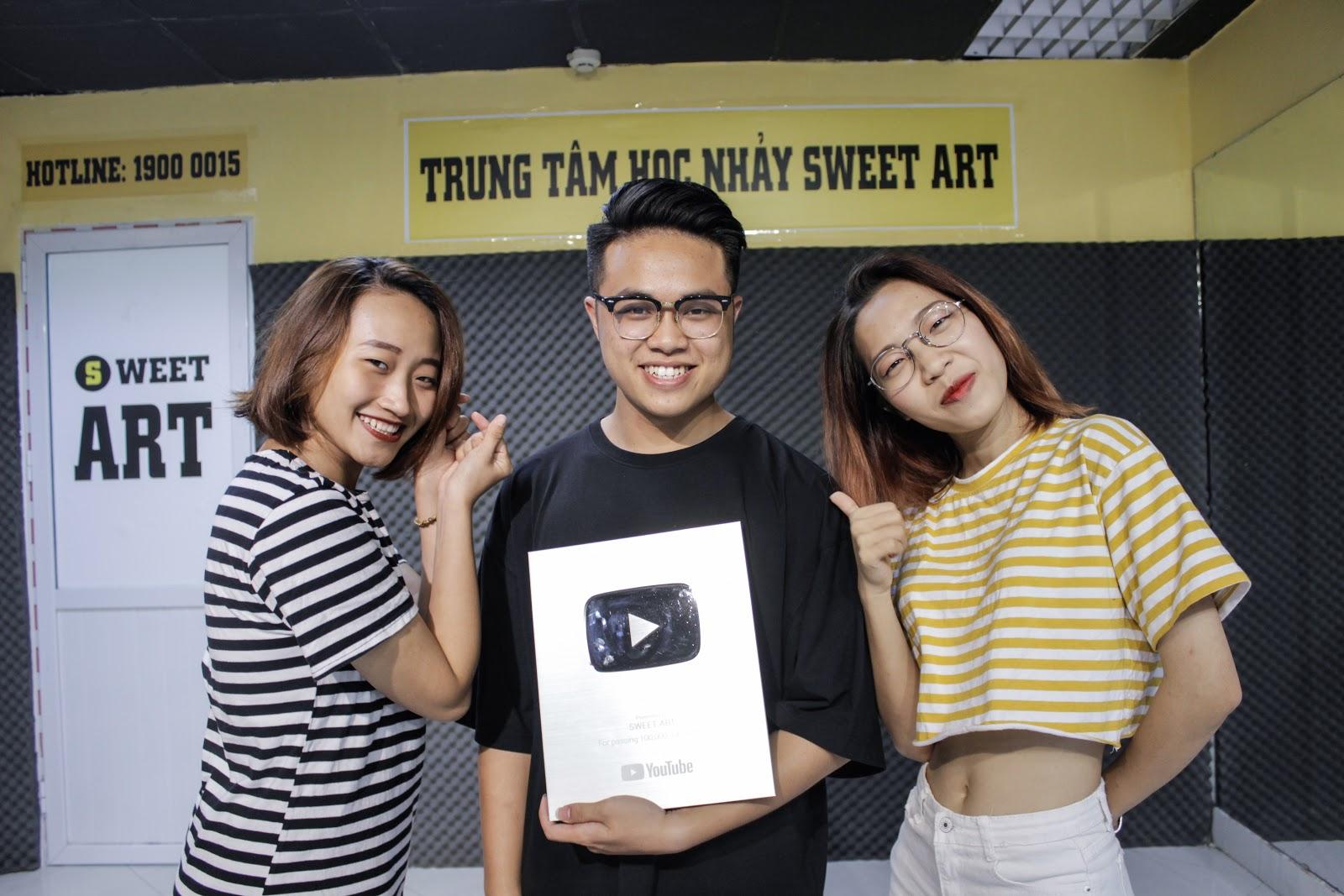 Sweet Art chinh phục nút bạc Youtube – Hành trình của một trung tâm học nhảy vô danh - Ảnh 5.