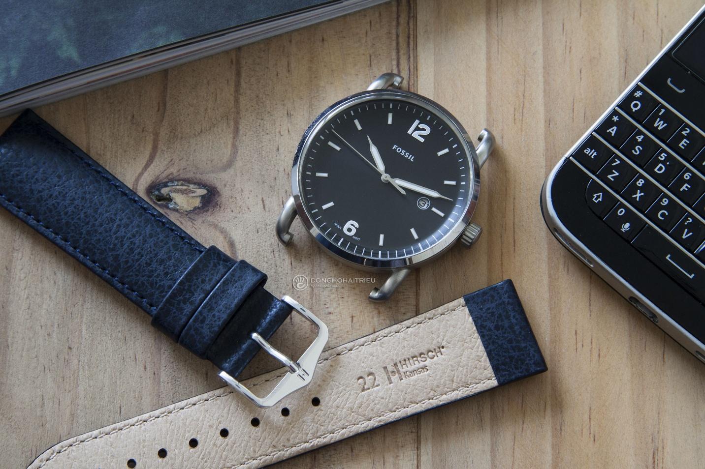 Bộ sưu tập dây da được các thương hiệu đồng hồ nổi tiếng thế giới ưa chuộng - Ảnh 6.