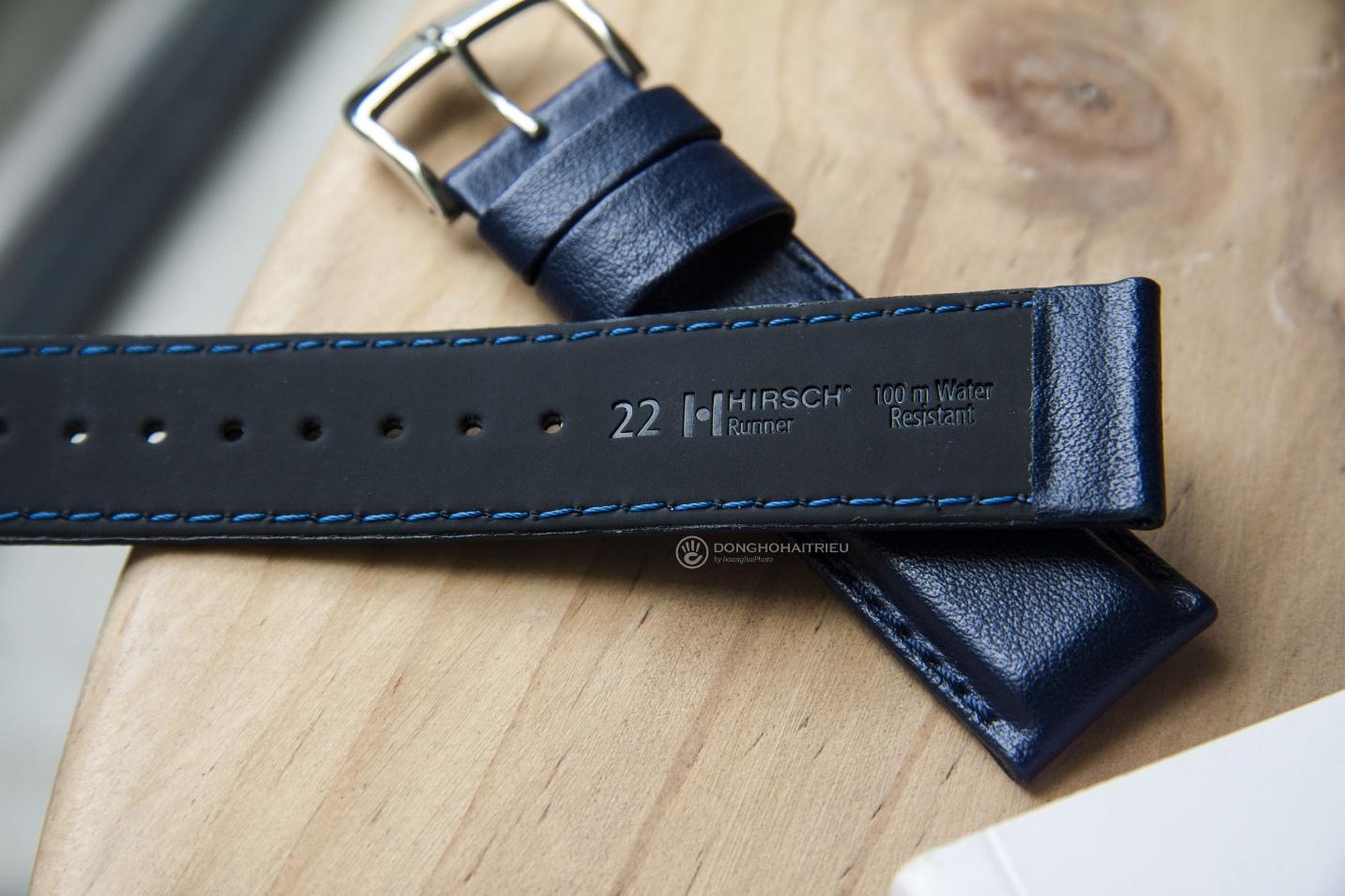 Bộ sưu tập dây da được các thương hiệu đồng hồ nổi tiếng thế giới ưa chuộng - Ảnh 10.