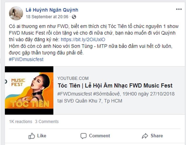 Sơn Tùng M-TP, Đàm Vĩnh Hưng, Hồ Ngọc Hà, Ưng Hoàng Phúc sẽ đứng chung sân khấu trong đại nhạc hội đỉnh cao - Ảnh 6.
