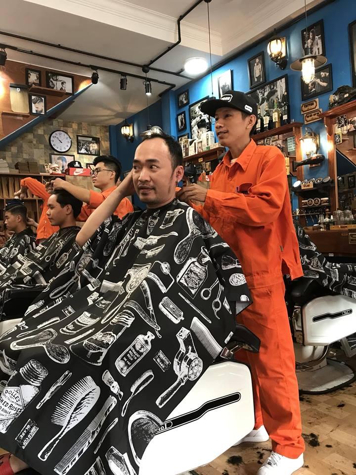 Đông Tây Barbershop – Tiệm cắt tóc cực chất tại Sài Gòn - Ảnh 2.