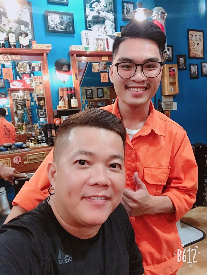 Đông Tây Barbershop – Tiệm cắt tóc cực chất tại Sài Gòn - Ảnh 3.