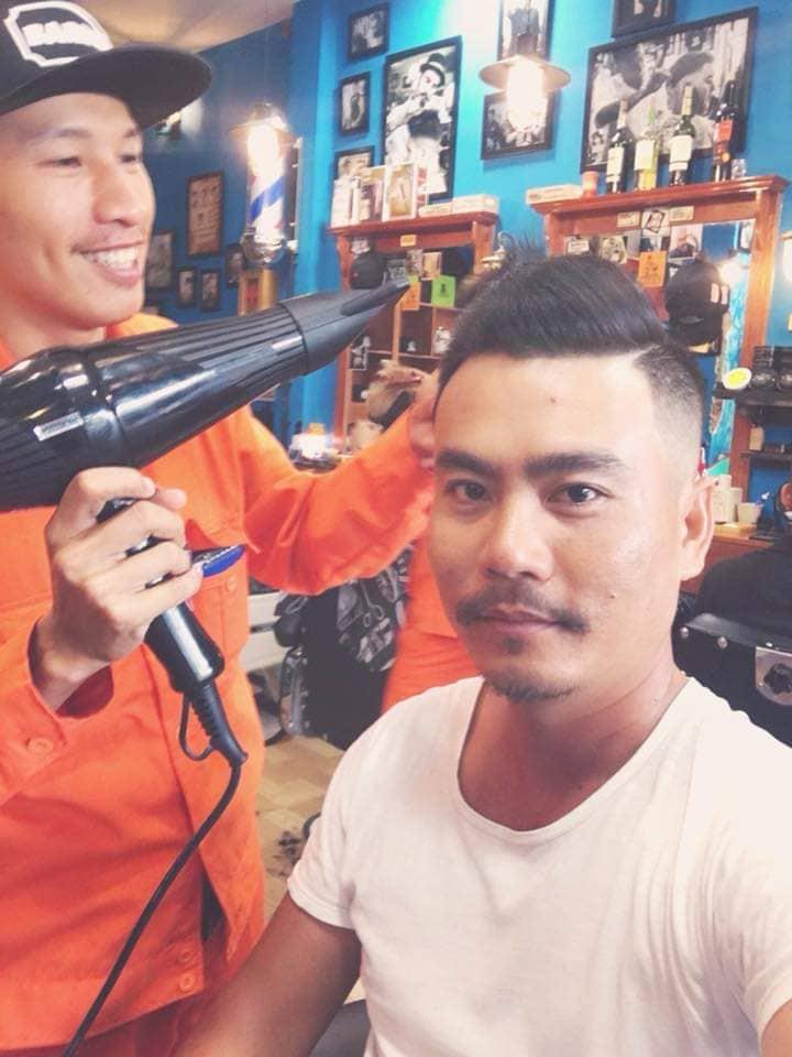 Đông Tây Barbershop – Tiệm cắt tóc cực chất tại Sài Gòn - Ảnh 5.