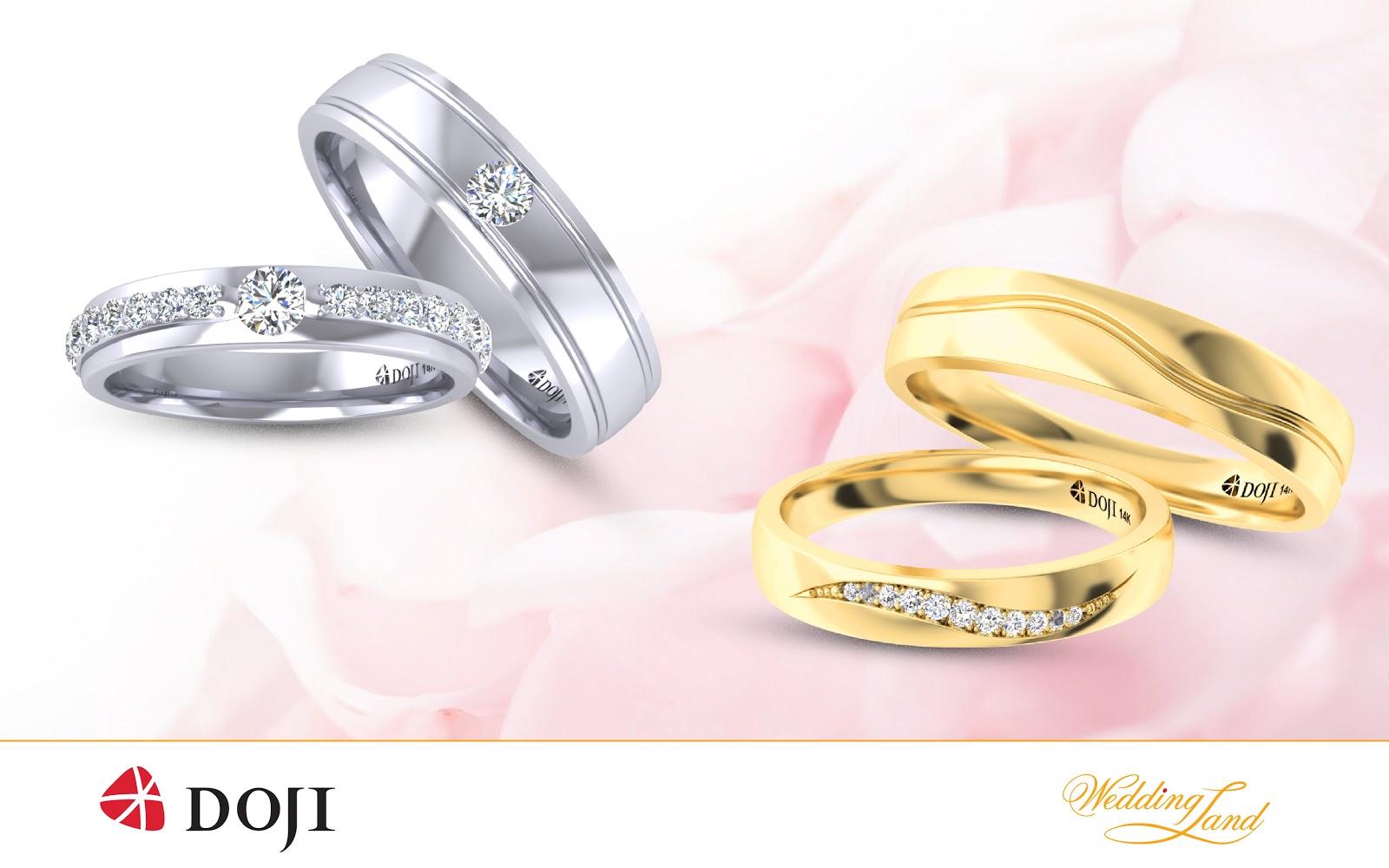 Nhẫn cưới DOJI, giảm giá sâu, trúng thưởng lớn - Ảnh 3.