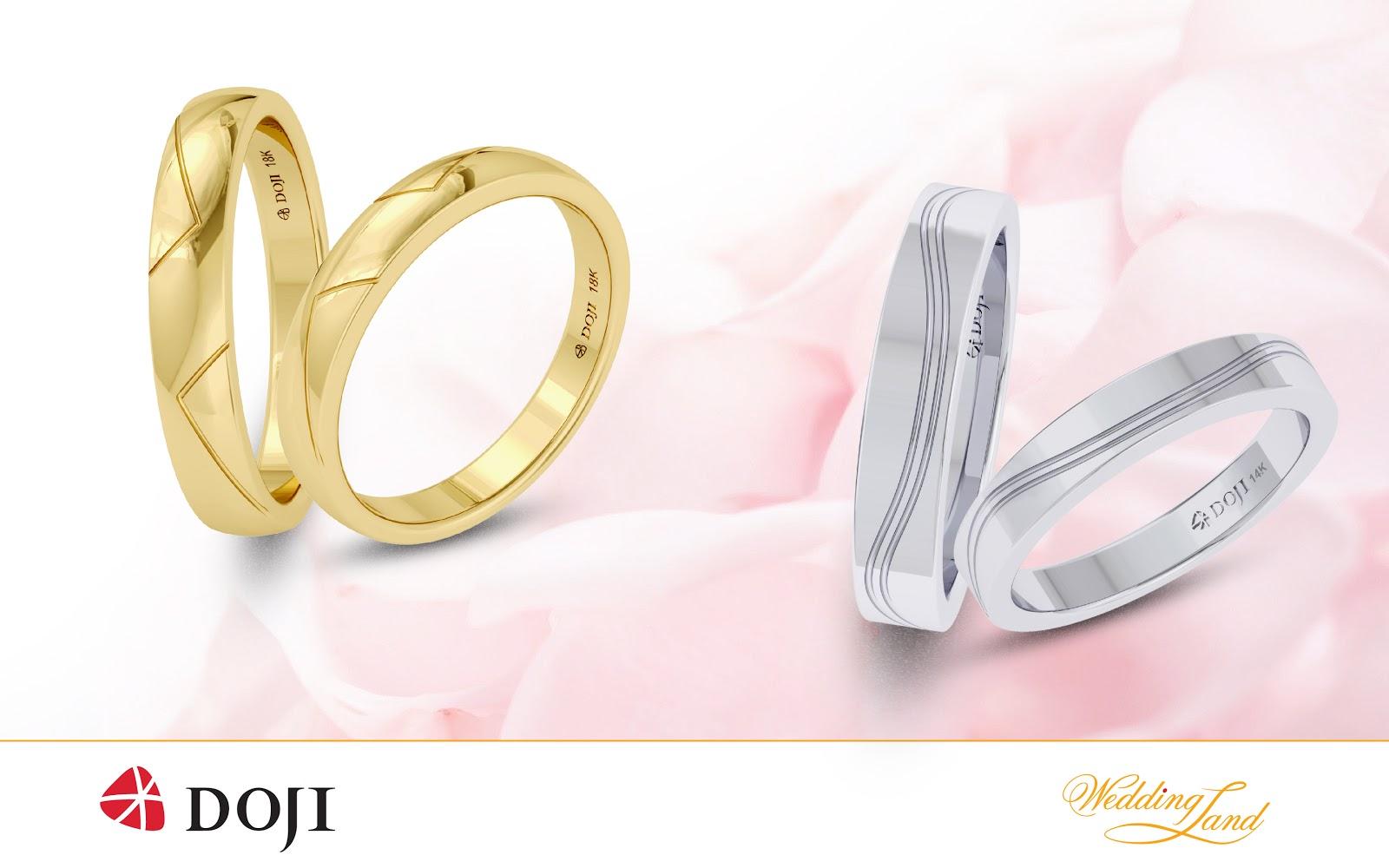 Nhẫn cưới DOJI, giảm giá sâu, trúng thưởng lớn - Ảnh 5.