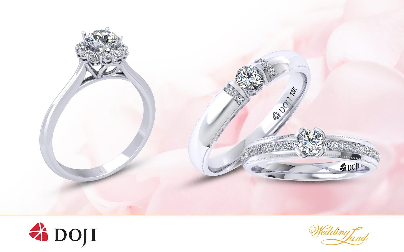Nhẫn cưới DOJI, giảm giá sâu, trúng thưởng lớn - Ảnh 6.