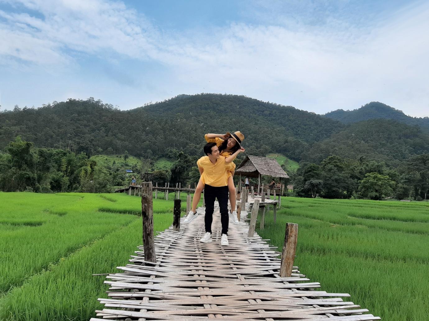 Có một Thái Lan xanh bát ngát trong chuyến đi của Đông Nhi, Ông Cao Thắng - Ảnh 2.