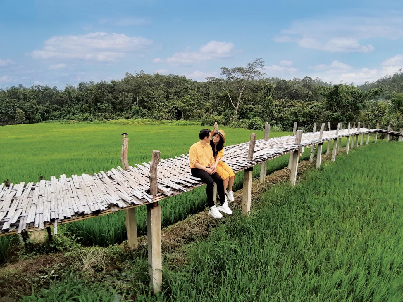 Có một Thái Lan xanh bát ngát trong chuyến đi của Đông Nhi, Ông Cao Thắng - Ảnh 4.