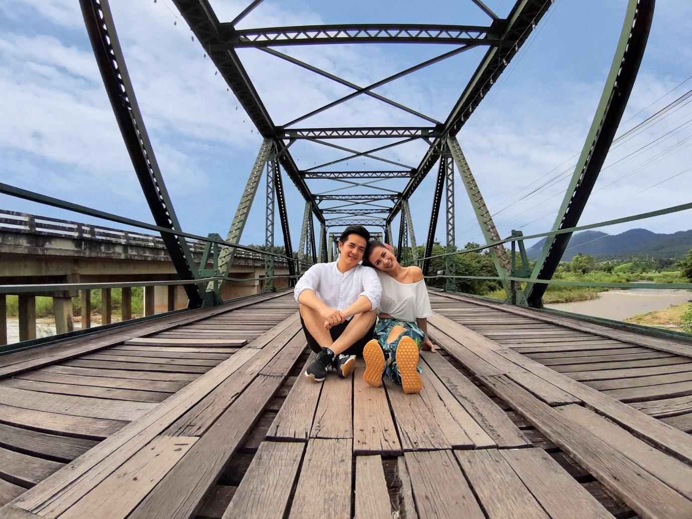 Có một Thái Lan xanh bát ngát trong chuyến đi của Đông Nhi, Ông Cao Thắng - Ảnh 6.