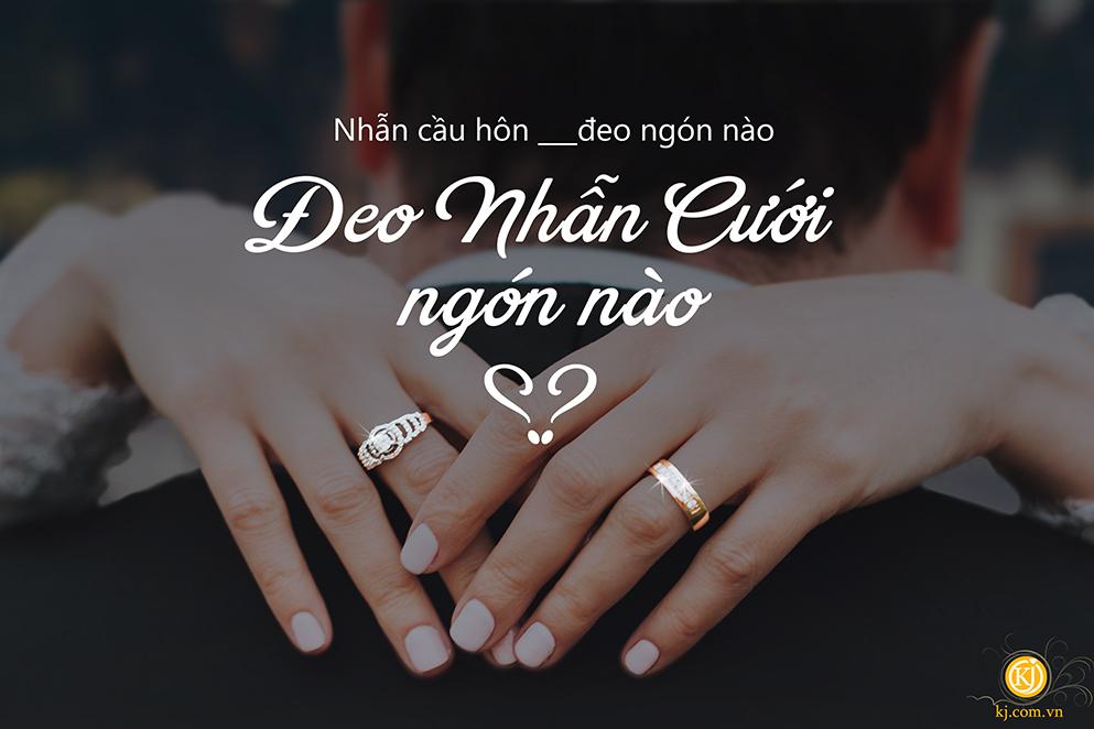 Đeo nhẫn cưới ngón nào, tay nào? - Ảnh 1.