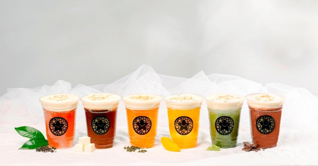"""Hoàng gia kem phô mai TocoToco - Thức uống có khả năng """"gây ghiền"""" ngay lần đầu thưởng thức - Ảnh 2."""