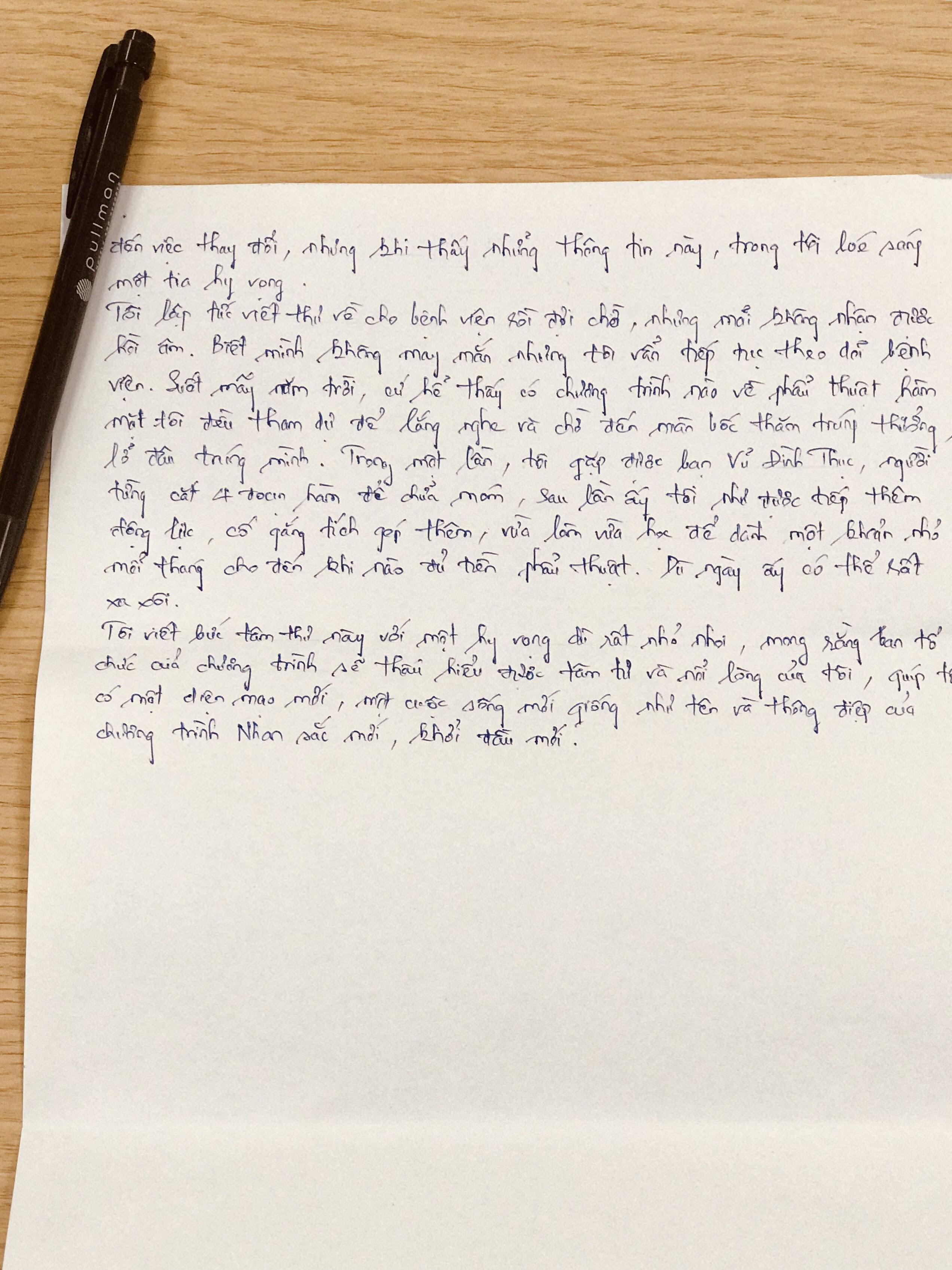Xôn xao bức tâm thư và điều kì diệu dành cho thạc sĩ xe ôm - Ảnh 5.
