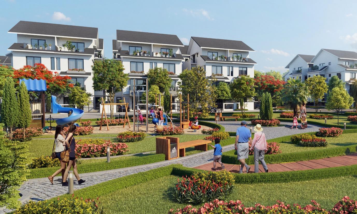 Sở hữu biệt thự nghỉ dưỡng ngay tại nội đô, nhận chiết khấu lên tới 1 tỷ đồng - Ảnh 2.