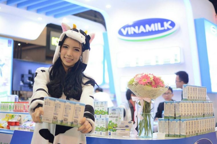 Sản phẩm sữa các loại của Vinamilk ra mắt người tiêu dùng tại Hội chợ nhập khẩu quốc tế Trung Quốc - Ảnh 3.