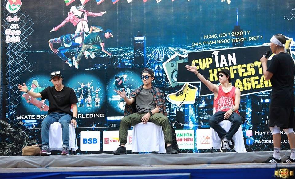iAN Hipfest International 2018: Lễ hội hiphop quy tụ anh tài khắp thế giới chuẩn bị khuấy đảo giới trẻ Việt - Ảnh 3.