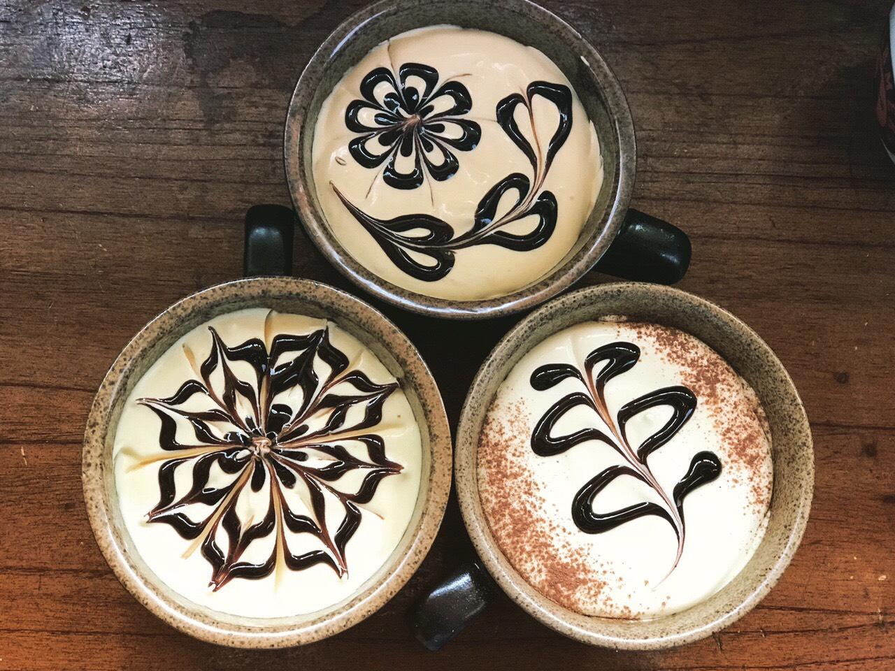 Đi Hà Giang không được bỏ lỡ quán cà phê Cappuccino Coffee - Ảnh 3.