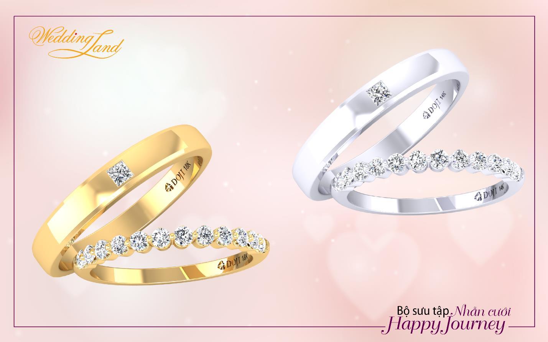 Cực nóng tại Thành phố HCM: Nhẫn cưới kim cương 1 triệu đồng - Ảnh 4.