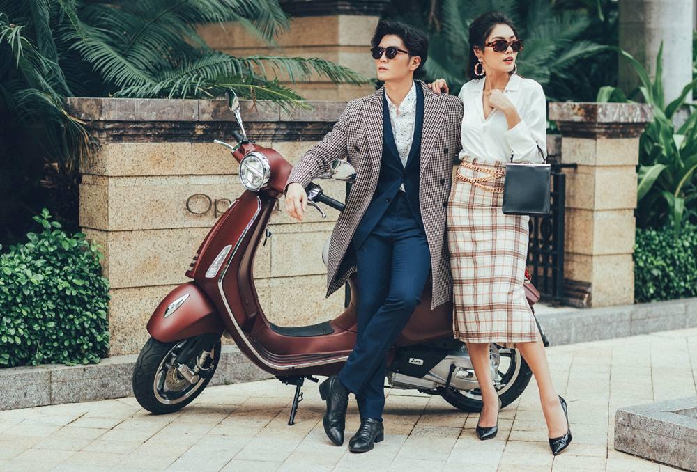 """Cặp đôi hot hit Huy Trần – Thảo Nhi Lê lại khiến cư dân mạng """"phát sốt"""" với phong cách sang chảnh - Ảnh 9."""