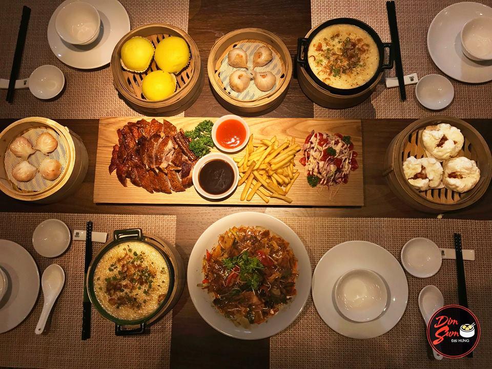 Quán ăn dimsum gây sốt thực khách tại Hà Nội - Ảnh 1.