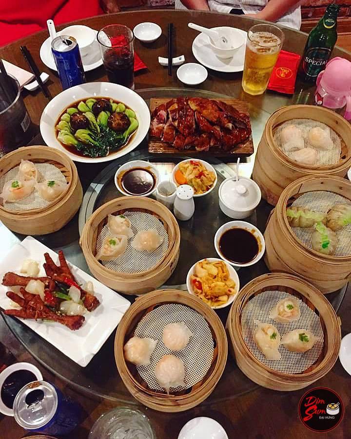 Quán ăn dimsum gây sốt thực khách tại Hà Nội - Ảnh 2.