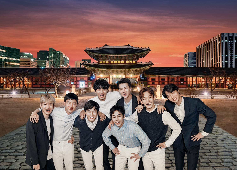 Cùng EXO khám phá những điều bất ngờ chỉ có tại Hàn Quốc