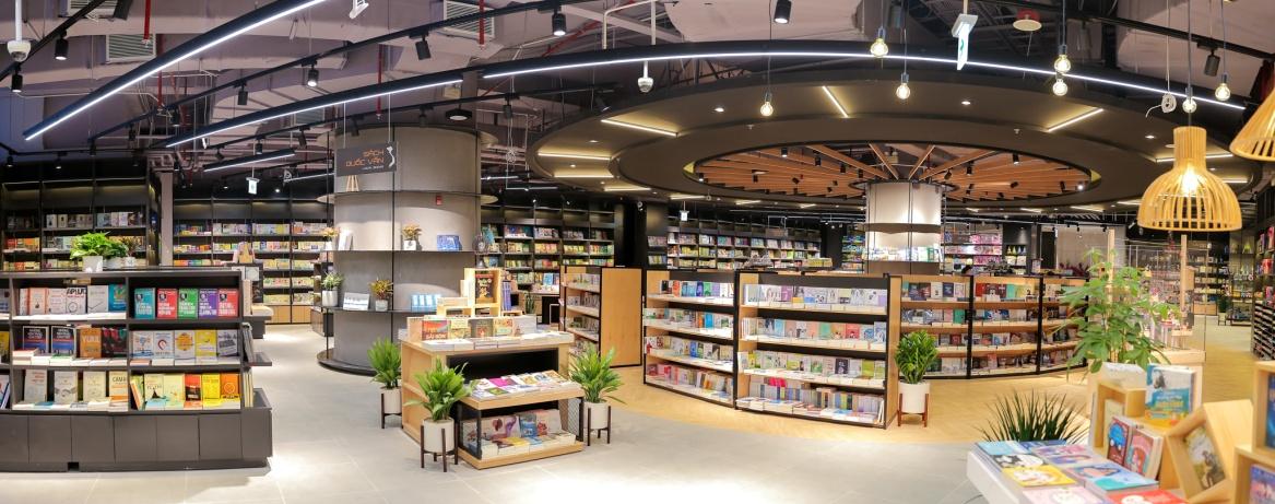 Thiên đường sách mới tại Hà Nội dành cho các bạn trẻ - Ảnh 2.