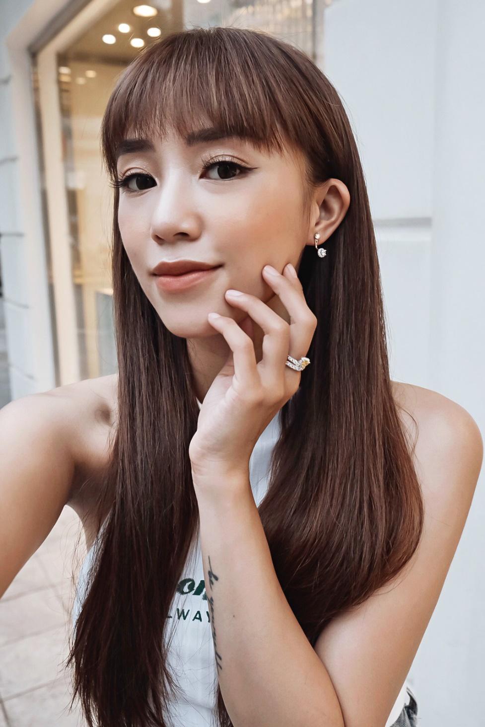 Phương Ly, Quỳnh Anh Shyn và loạt fashionista Việt khoe cá tính với trang sức bạc cực chất - Ảnh 12.