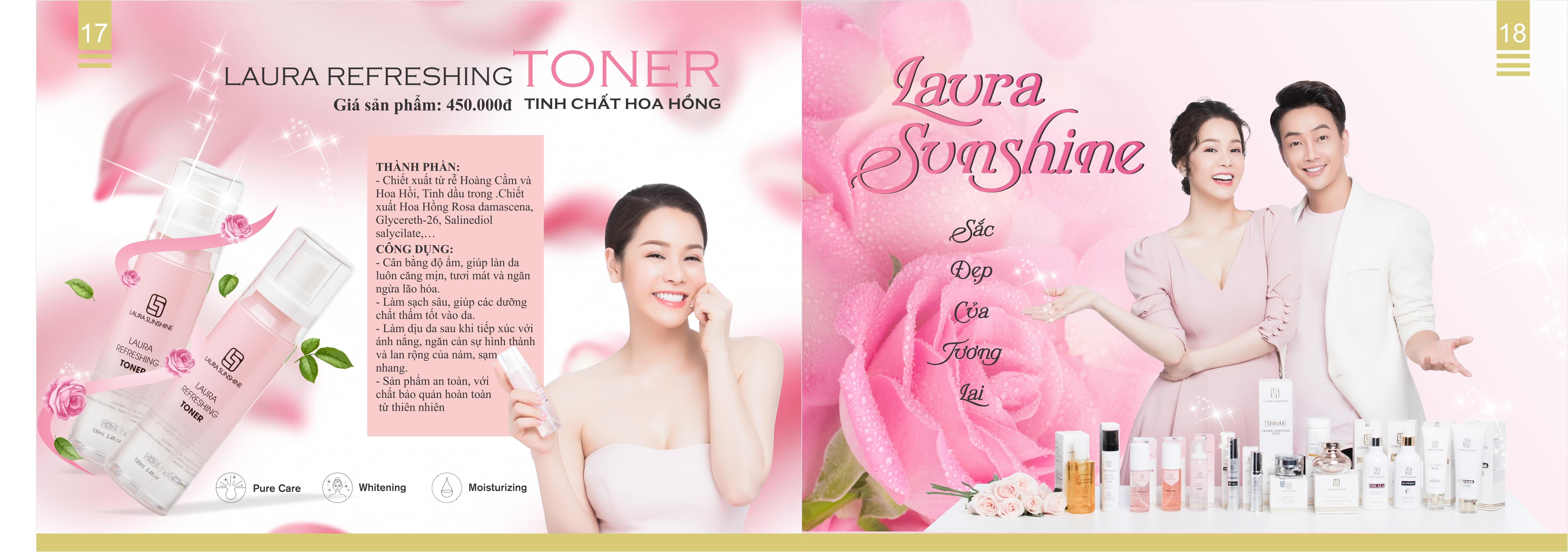 Học hỏi Nhật Kim Anh chăm sóc da với bộ tẩy trang toàn diện và xịt tinh chất hoa hồng - Ảnh 7.