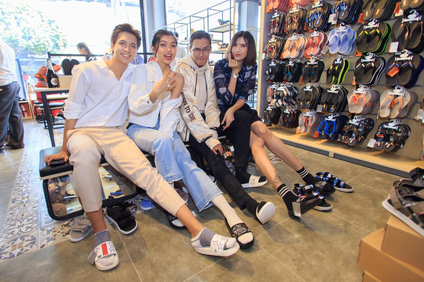 Không có người nổi tiếng làm đại diện, thương hiệu giày dép VENTO vẫn được giới trẻ săn lùng - Ảnh 1.