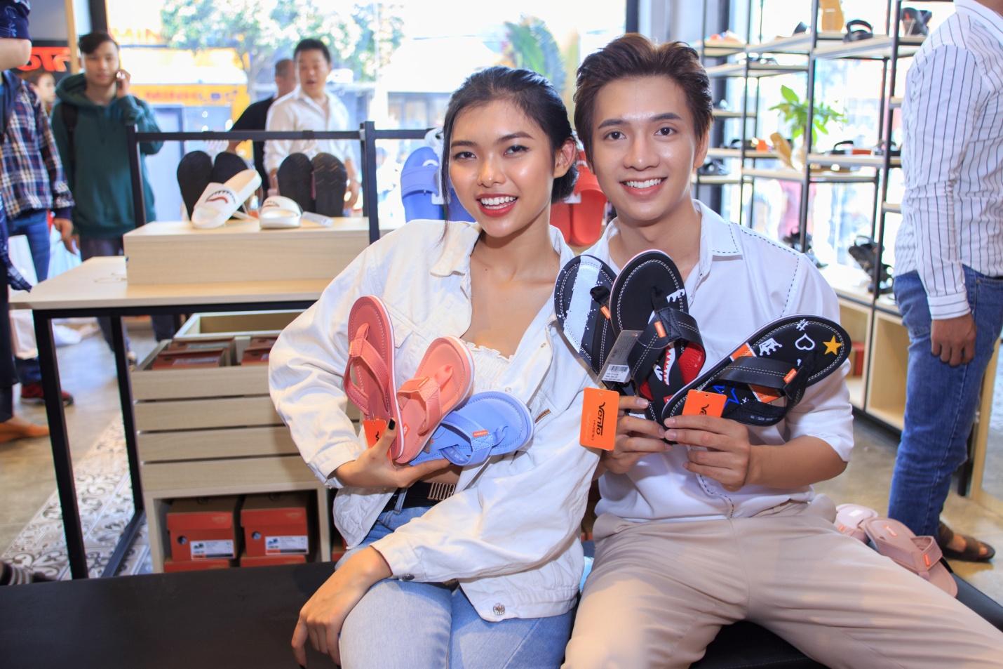 Không có người nổi tiếng làm đại diện, thương hiệu giày dép VENTO vẫn được giới trẻ săn lùng - Ảnh 2.