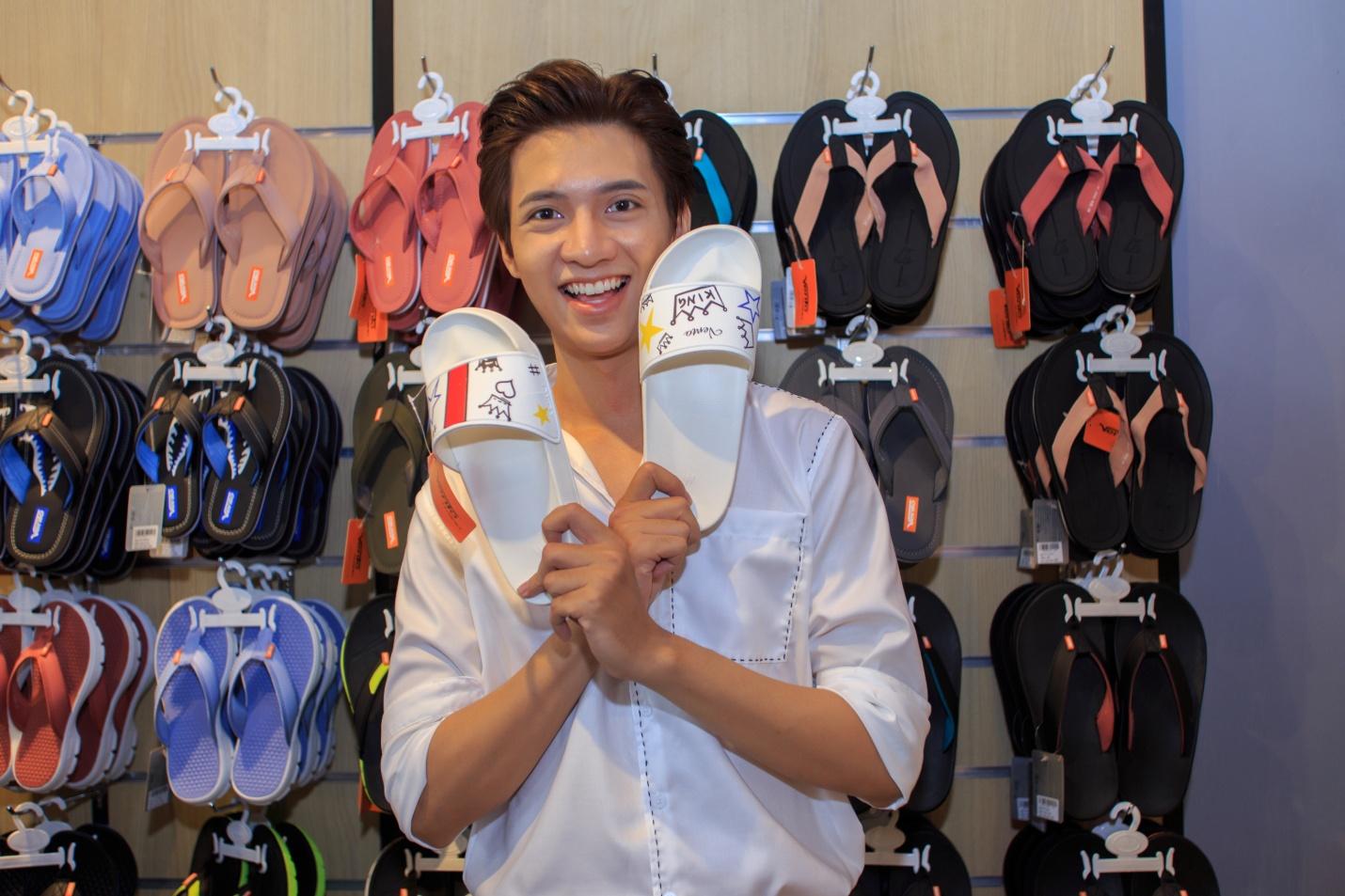 Không có người nổi tiếng làm đại diện, thương hiệu giày dép VENTO vẫn được giới trẻ săn lùng - Ảnh 4.
