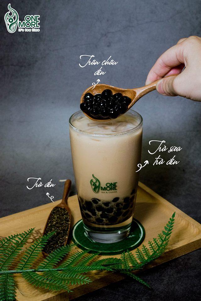 Giới trẻ Sài thành háo hức trải nghiệm trào lưu uống trà sữa One More Tea kiểu bartender - Ảnh 1.