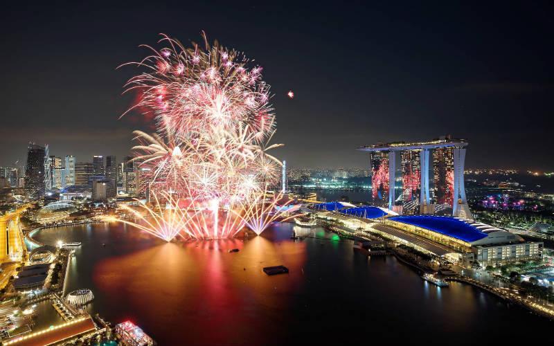 Khép lại 2018 với những lễ hội đặc sắc tại Singapore - Ảnh 3.