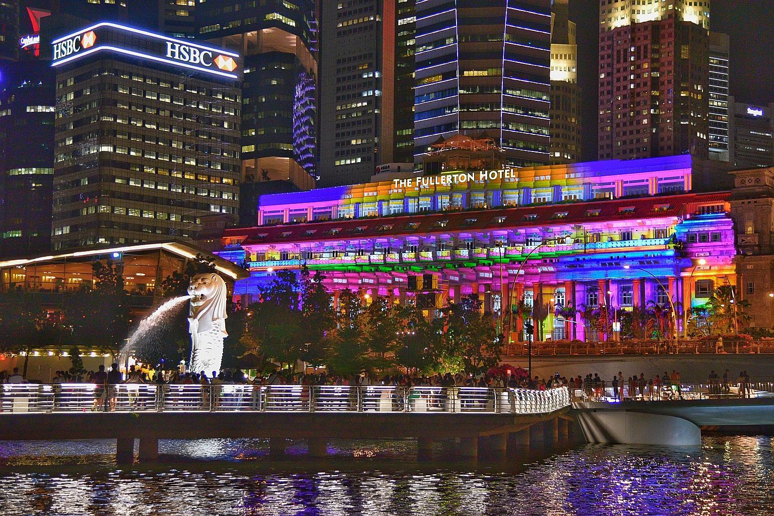 Khép lại 2018 với những lễ hội đặc sắc tại Singapore - Ảnh 4.