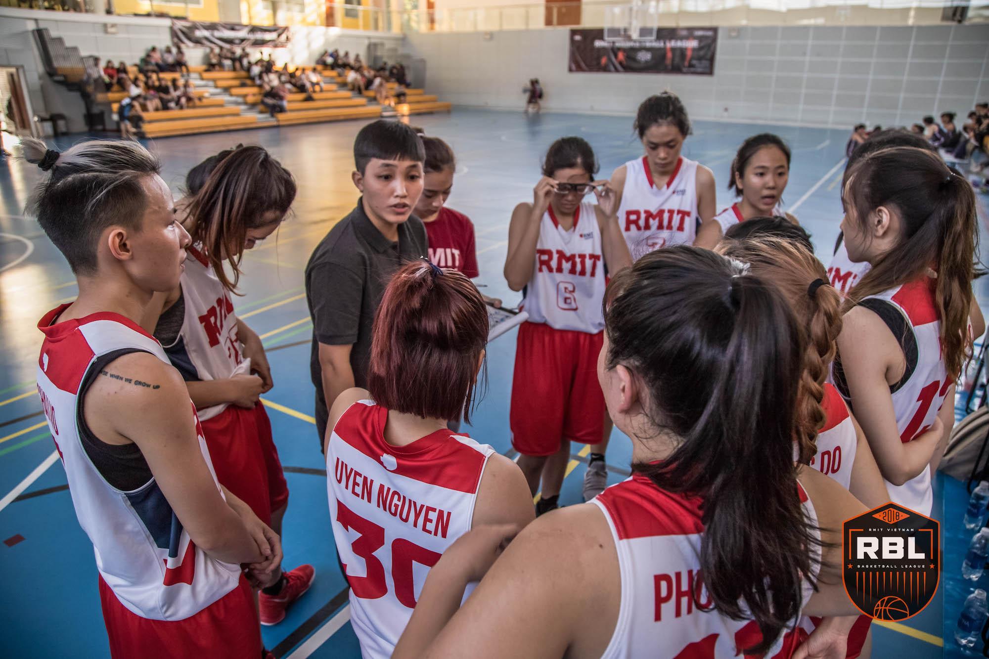 Đội chủ nhà RMIT thắng đậm tại lễ khai mạc giải bóng rổ truyền thống hàng năm - Ảnh 6.