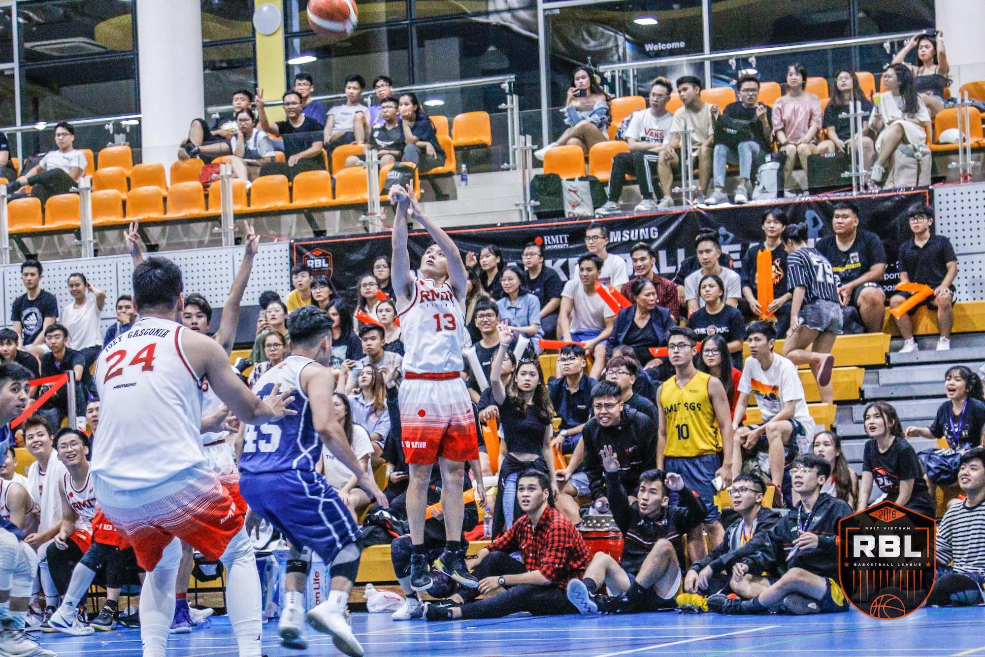 Đội chủ nhà RMIT thắng đậm tại lễ khai mạc giải bóng rổ truyền thống hàng năm - Ảnh 7.