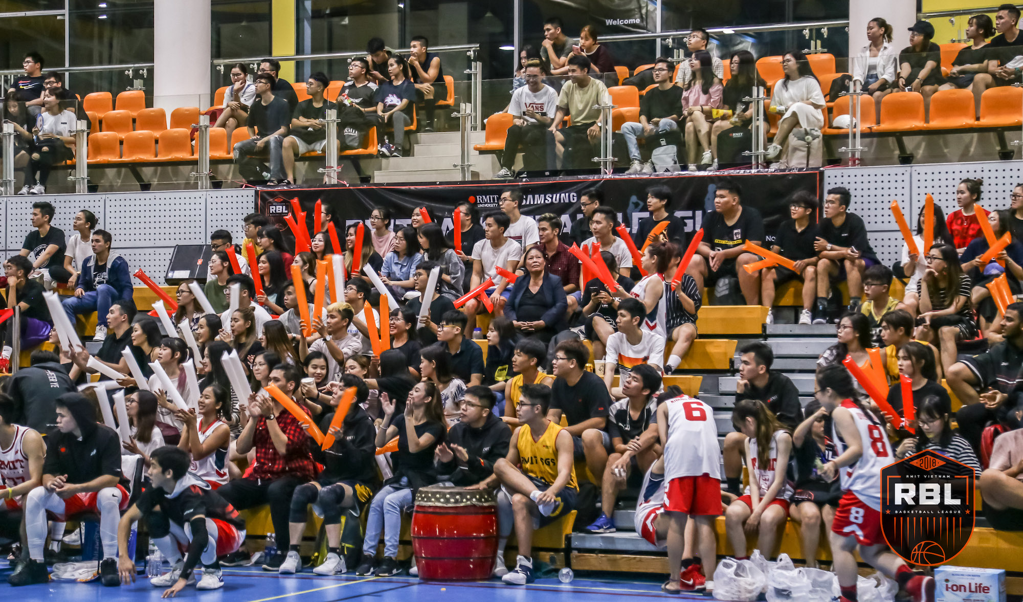Đội chủ nhà RMIT thắng đậm tại lễ khai mạc giải bóng rổ truyền thống hàng năm - Ảnh 8.