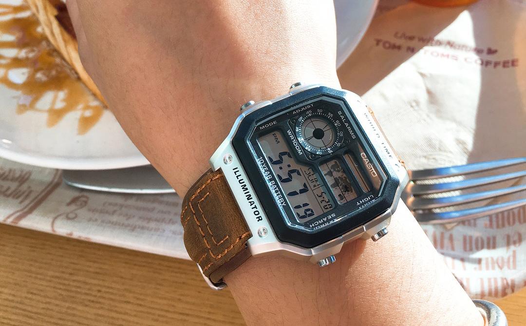 5 sự thật chưa từng được tiết lộ về dòng đồng hồ Casio AE1200WHD - Ảnh 2.