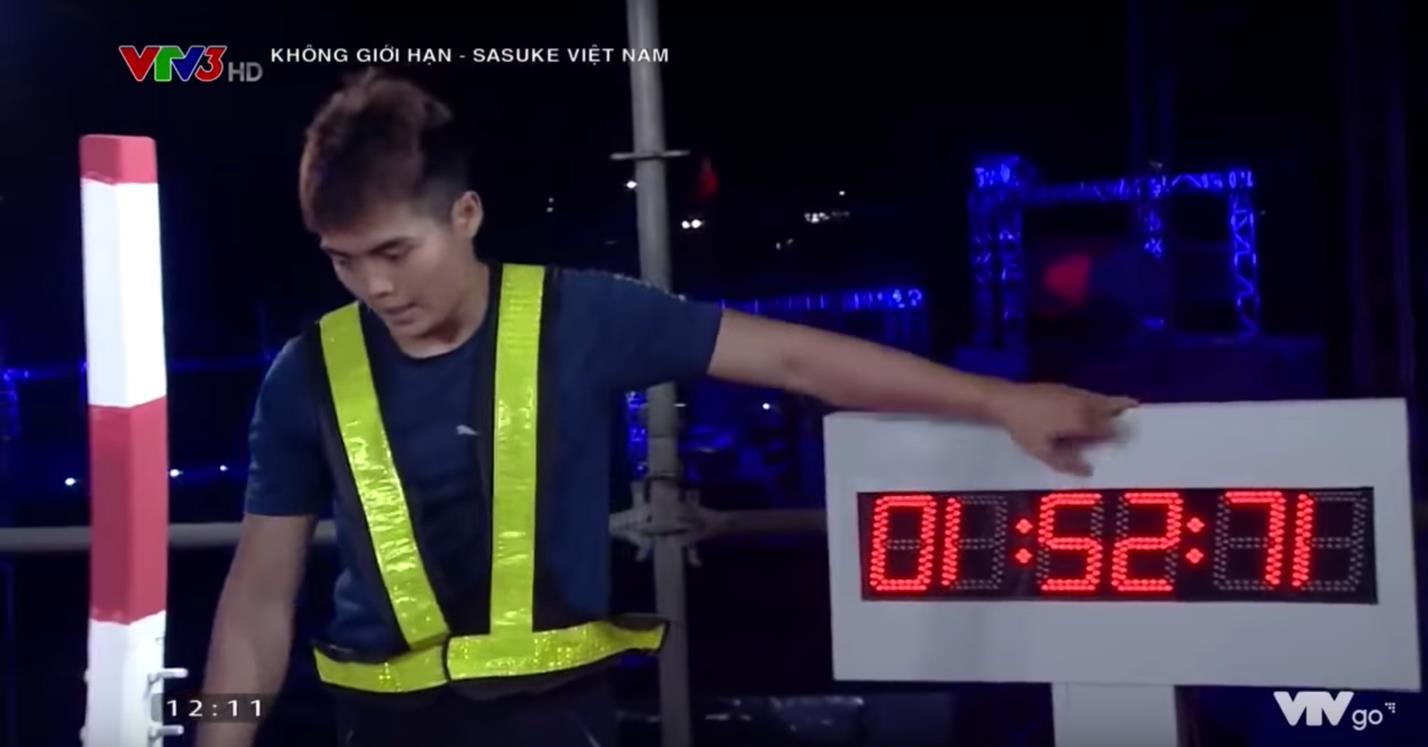 Sasuke Việt Nam tập 13: Thí sinh Việt áp đảo thí sinh ngoại quốc - Ảnh 1.